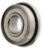 Mini Ball Bearing, Flanged, Bore 2.00mm -- 1ZFT7 - Image