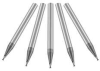 Carbide End Mill,0.005 ,Cut 0.007 ,2 FLT -- 14M740 - Image