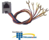 Allen Tel 8 Wire Modular Jack for Multi Line Phones with.. -- AT641 - Image