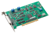 Entry-level 100 kS/s, 12-bit, 16-ch Universal PCI Multifunction Card w/o Analog Output -- PCI-1711UL-CE