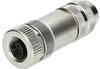 M12 field wireable Weidmüller SAIBM 5/8S M12 5P B-COD - 1784780000