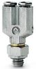 Brass Push-in Fittings - BSP/Metric Size -- 6451 4-M5 - Image