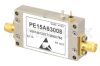 1.2 dB NF Input Protected Low Noise Amplifier, Operating from 2.6 GHz to 3.1 GHz with 30 dB Gain, 10 dBm P1dB and SMA -- PE15A63008 -Image