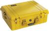Pelican 1600 Case - No Foam - Yellow | SPECIAL PRICE IN CART -- PEL-1600-001-240 -Image