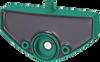 Ultrasonic sensor -- UC2500-F65-FE2R2-V15