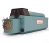 Industrial Watertube Boiler -- A-Style -Image