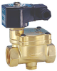 Model 1342 2-Way Solenoid Valve -- 1342BN12INA
