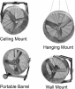 Portable Mancoolers® - 115V -- 4 - IN - 1® FAN