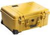 Pelican 1560 Case - No Foam - Yellow | SPECIAL PRICE IN CART -- PEL-1560-001-240 - Image