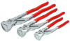 Pliers wrench kit KNIPEX Tools 00 20 06 US2 -- View Larger Image
