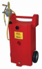 25-Gallon Poly Gas Caddy w/Heavy-Duty Pump -- JDI-25GC-P1