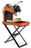 Masonry Saw,Heavy-Duty w/o Blade,5-Hp, 230V/60Hz -- HM-62