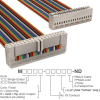 Rectangular Cable Assemblies -- M3DEK-3418R-ND -Image
