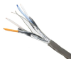 DataMax Multipair T1, E1, XDSL – 22 AWG, 2 Pair, Unshielded with Shielded Pairs -- 9732 -Image