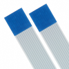 Flat Flex Ribbon Jumpers, Cables -- 0210200104-ND -Image