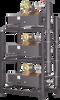 Duplex or Triplex Combi Vacuum System -- Mink MP 0400, 0500, 0600, 0640, 0750, 0960 AV -Image