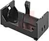 Battery Holder; D (R20); 34.2 mm; GlassFilled Nylon Moulding; PC/Base Mount; 1 -- 70099008