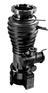 Unvalved Diffstak Vapor Pump -- 100/300F
