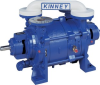 Kinney® KLRC™ Two Stage Liquid Ring Vauum Pumps -- Model KLRC 200 300