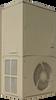 ULV Series Vertical Wall-mount Environmental Control Units -- ULVCR36DA