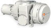 Dry Rotary Lobe Vacuum Booster with Bypass Valve -- Panda WZ 2000 B -- View Larger Image