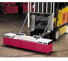 SWEEPEX Pro-Series Heavy-Duty Forklift-Mount Brooms -- 7551300