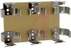 Battery Holder; D; 1.187 in. to 1.375 in.; Rugged Steel; 3; Solder Lug -- 70182578 - Image