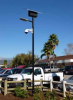 All-In-One Series - Solar Street Lights -- GS-LED-25B -- View Larger Image