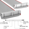 Rectangular Cable Assemblies -- H3DDS-3406G-ND -- View Larger Image