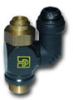 Right Angle Flow Control Valve -- PTF4/8E6PB