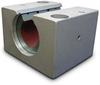 Frelon® Lined Pillow Blocks, Closed Type Precision Series– Metric -- BLAUBXMPMX20CP