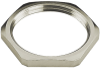Locknuts, Nickel-Plated Brass -- 6004636