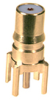 RF Coaxial Board Mount Connector -- 82QMA-50-0-3/1H -Image