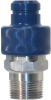 Compact Stainless Steel Relief Valve -- Model A