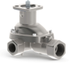 Non Actuated - Hot/Cold Water Mixers - Emech™ Digital Control Valves -- F3020 - Image