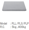 Thin Type Platform Scale -- PLL-300L-260-AN2