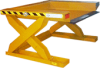 Ground Entry, Pan Lift, Lift Table -- ZPL Series