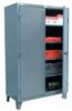 Floor Model Storage Cabinet -- 35-243 - Image