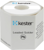 Kester Lead Solder Wire 18-6337-0118 - 20 lb - 0.118 in Wire Diameter - Sn/Pb Compound -- 18-6337-0118 -Image