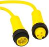 Circular Cable Assemblies -- LR03KR107YL400-ND -- View Larger Image