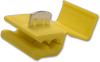 3M Scotchlok 903 IDC Tap Connector, 12-10 AWG, Yellow -- 32562 - Image
