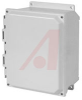 Enclosure;Polyester;NEMA 4X;Lift-Off;Solid Door;10.05x8.27x4.13 -- 70165396