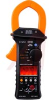 Clamp Meter, Handheld, Orange, Dual Display, 4000 Count, AC+DC -- 70180422