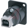 FEED THROUGH USB - BLACK -- 70088377