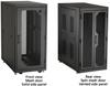 24U Server Cabinet M6 No Front Black -- EC24U2442SNNNMNN -- View Larger Image