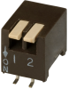 DIP Switches -- 193-2MSR-ND -- View Larger Image