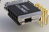 Micro PSM Series Strip Connectors - Dual Row Offset Horizontal Thru-Hole - Type H2