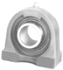 Pillow Block - Tapped base - Set Screw Collar