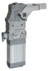 UB Series Pneumatic Power Clamp -- UBP40 - Image