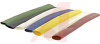 Tubing, Heat Shrink; 1/2 in. ID; 2:1 Shrink; 6 in. lengths; Bag of 14; 7 Colors -- 70101200
